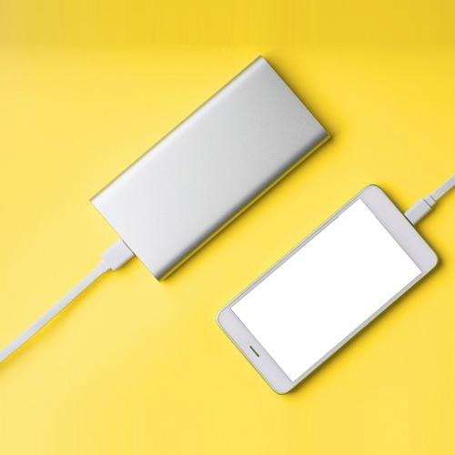 Carregador de celular portátil é destaque nas ações promocionais de 2021