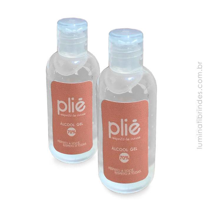 Álcool Gel para higienizar e limpar de forma segura e prática suas mãos