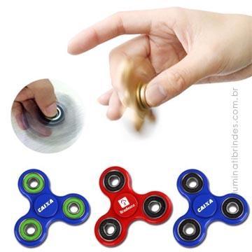 Fidget Spinner Anti-stress Para Brinde