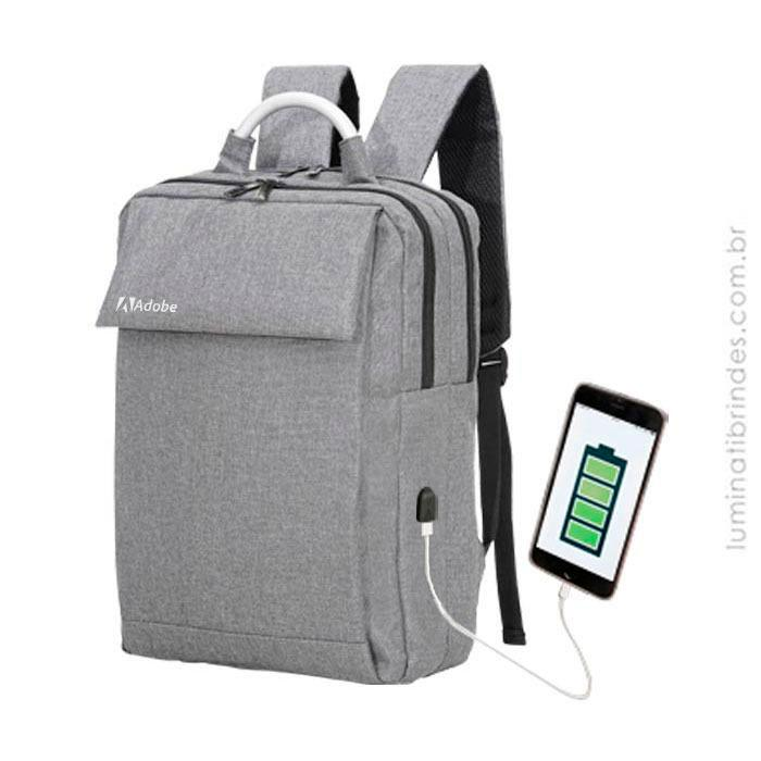Mochila USB Traveller Executiva