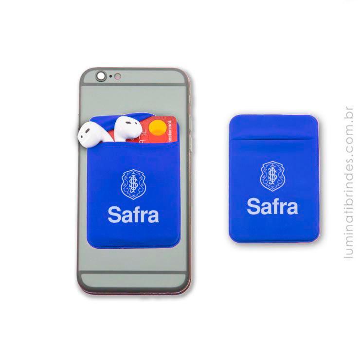 Porta Cartão para Smartphone